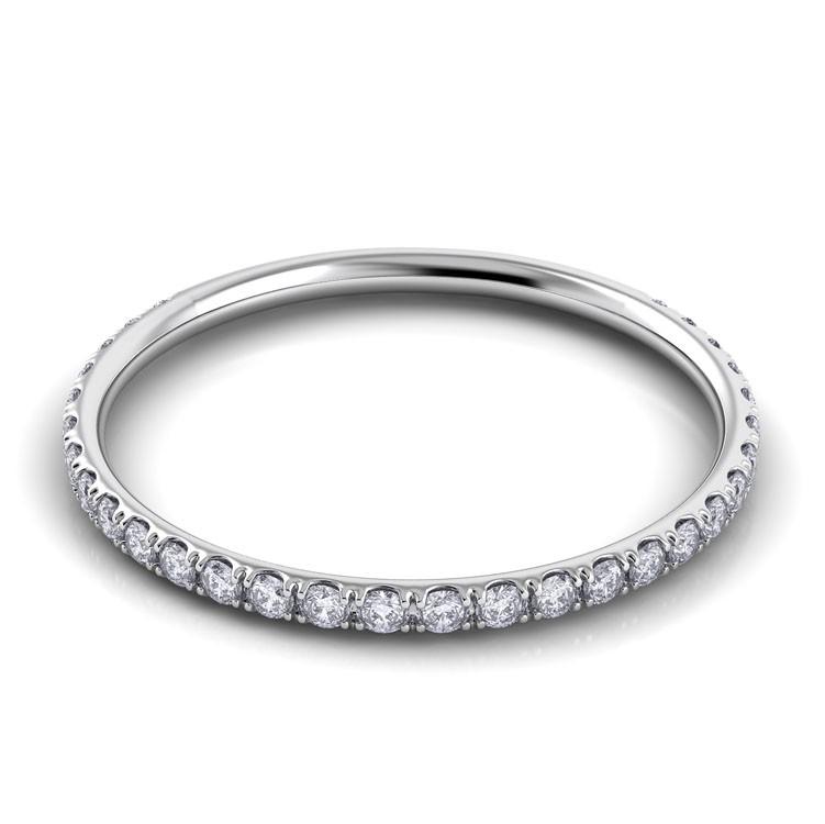Round Diamond Band CB112-Q