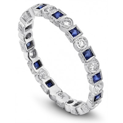 R140(SM)-D,S DIAMOND ETERNITY BAND